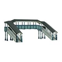 Graham Farish 42-0061 N Gauge Twin Track Footbridge
