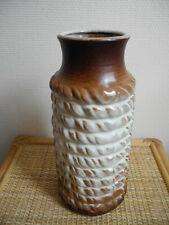 vase vintage West Germany Carstens Tonnieshof 7742-30 déco rétro space design