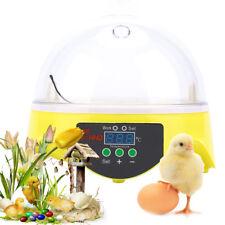 Incubatrice 7 Uova Incubator Mini Automatic Incubation 220V 20W 18~45℃