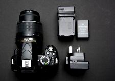Nikon D D3100 14.2MP Fotocamera Reflex Digitale-Nero ((Kit con Obiettivo 18-55mm VR)