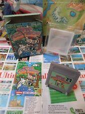 Game Boy GB:Pocket Bass Fishing [TOP & 1ERE EDITION] Jap