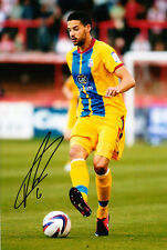 Crystal Palace F.C Aaron Martin Hand Signed 12/13 Photo 12x8 2.