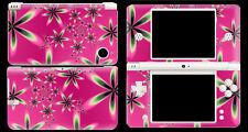 Skin Sticker to fit Nintendo DSI - Pink Star Patterns