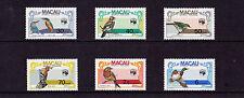 Macao - 1984 Birds (Ausipex) - U/M - SG 592-7