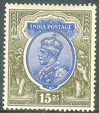 India (until 1947) Single Stamps
