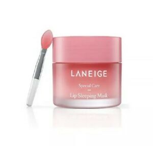 LANEIGE Lip Sleeping Mask in Berry 0.7 oz. NIB