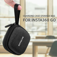 Portable Storage Soft Bag Protective for Insta 360 GO Camera Charging Case DJI