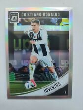 Panini Donruss Soccer 2018-19 Cristiano Ronaldo Optic Holo Silber Juventus