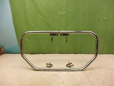 1972 Suzuki GT550 S668. front engine crash guard bar