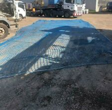 More details for used safety netting good for lorry cover mesh net 14m x 6m