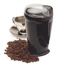 AMplus Nero Chicco di caffè elettrica DADO Spice Grinder Mill 150W