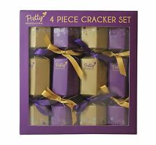 Pretty Professional Luxury 4PC Make Up CrackerSet Premium Cosmetic Set Gift Item