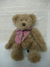 Russ Berrie Harlington10 inch teddy bear
