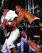 Royce Gracie & Kimo Leopoldo Signed UFC 3 8x10 Photo PSA/DNA Picture Autograph 4