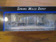Spring Mills Depot HO N-34 Wagon Top Covered Hopper Baltimore & Ohio B&O #630323