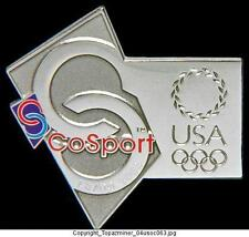 OLYMPIC PINS 2004 ATHENS GREECE COSPORT TEAM USA USOC
