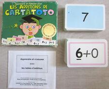 Apprendre et s'amuser avec les Additions de Cartatoto / Concours Lepine 1996