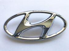 Front Grille Emblem Tucson 2016-2017-2018 Genuine Hyundai H Mark Nameplate