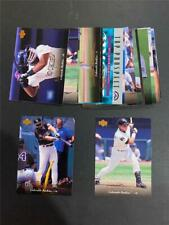 1995 Upper Deck Colorado Rockies Team Set 18 Cards With SP Update Redemption