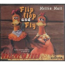 Ellis Hall Cd'S Singolo Flip Flop And Fly OST / RCA Victor Nuovo 0743217950927