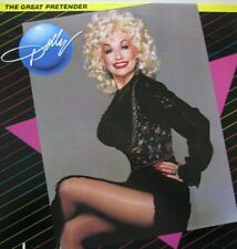 DOLLY PARTON  - THE GREAT PRETENDER - LP (ORIGINAL INNERSLEEVE)
