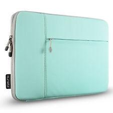 "Runetz - Sleeve for MacBook Pro 15 inch Laptop 15.4"" Neoprene Cover Case TEAL"