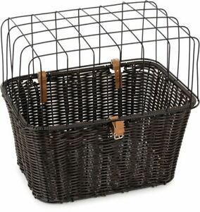 Cycle Dog/Pet Basket - Rear Mounted - Le-Grand Poppy Pet Bicycle Carrier Basket