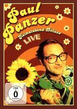PAUL PANZER - HEIMATABEND DELUXE   DVD NEU