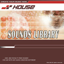 🥇eJay House Sounds Library, WAV samples and loop,create music, production. Kit
