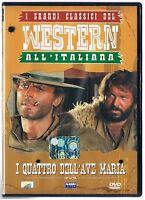 WESTERN ALL'ITALIANA I QUATTRO DELL'AVE MARIA  DVD EDITORIALE