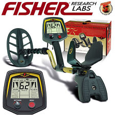 "Fisher F75 New Edition Metal Detector 11"" Waterproof Search Coil DD 5yr Warranty"