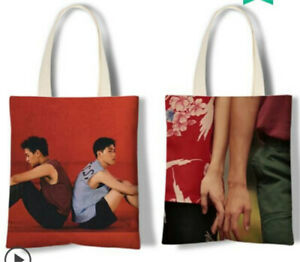 Interpret My Love As Your Heart Canvas Bag Double Sided BKPP Customize Present