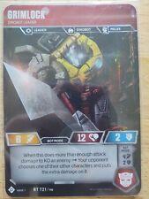 Transformers TCG Wave 1 Grimlock