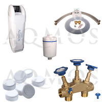 Wasserenthärtungsanlage Wasserenthärter Aqmos FM-80 Kalk Filter Entkalkung