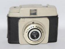 Ilford Sporti 4 - 1960 127 Film Compact Camera - Working