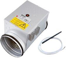 Junkers Bosch Nachheizregister HRE 160 elektrisch, DN 160 1,2 kW