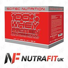 SCITEC NUTRITION 100% WHEY PROTEIN PROFESSIONAL ISOLATE CONCENTRATE 3x10 SACHETS