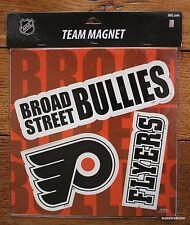 Philadelphia Flyers Magnet Hockey Sports Decor Waterproof Broad St Bullies