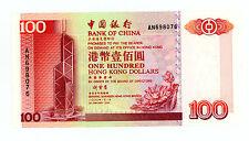 Hong Kong … P-331f … 100 Dollars … 2000 … *UNC*