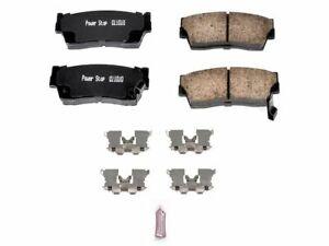 Front Brake Pad Set For 89-98 Geo Suzuki Tracker Sidekick X90 Sport NT45B9