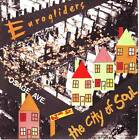 """EUROGLIDERS The City Of Soul PICTURE SLEEVE 7"""" 45 record + juke box title strip"""