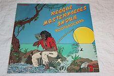 ROOTS ROCKERS - Reggae Masterpieces In Dub Vol. 2 (Volume Two) (1983 Vinyl LP)