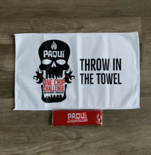 Paqui One Chip Challenege Towel And Headband