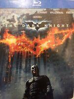 Batman The Dark Knight Steelbook Blu-Ray NEW
