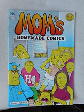 MOM'S HOMEMADE COMICS N°3 1971 FIRST PRINTING VO TBE / VERY FINE