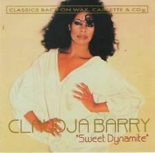 CLAUDJA BARRY - SWEET DYNAMITE (1976/1993) Electro Disco CD Jewel Case+FREE GIFT