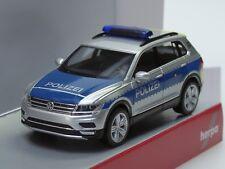"Herpa VW Tiguan ""Polizei Wiesbaden"" - 093613 - 1:87"