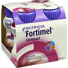 FORTIMEL Compact 2.4 Waldfruchtgeschmack 4X125 ml PZN 10743452