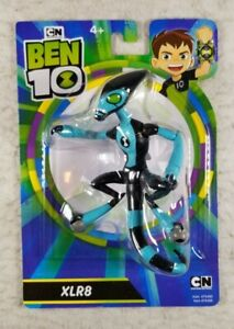 2020 Playmates Ben 10 XLR8 Action Figure Cartoon Network New - Free Shipping!