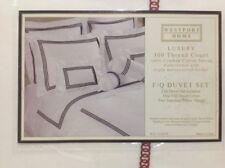 Westport Home Luxury 300Tc Egyptian Cotton Full Queen Duvet White Nip
